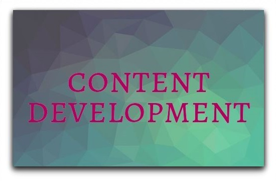 Content development services from Rhetorical Effect, LLC