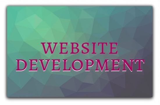 Website development services by Rhetorical Effect, LLC